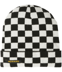 Finger in the Nose Nagano Unisex Beanie CHECKERS Finger in the Nose Nagano Unisex Beanie CHECKERS