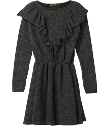 Finger in the Nose Birdy Jersey Dress RUFFLE Finger in the Nose Birdy Jersey Dress RUFFLE