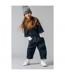Finger in the Nose Pencil Oversized Overall Finger in the Nose Pencil Oversized Overall