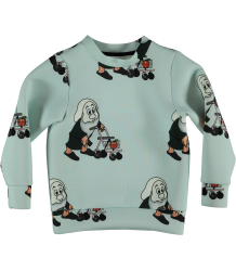 Caroline Bosmans Neoprene Sweater DWARF Caroline Bosmans Neoprene Sweater DWARF
