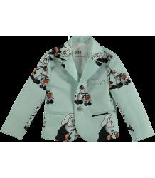 Printed Suit Coat DWARF Caroline Bosmans Printed Suit Coat DWARF