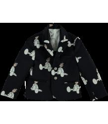 Printed Suit Coat AUWCH Caroline Bosmans Printed Suit Coat AUWCH