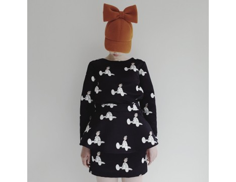 Caroline Bosmans Neoprene Sweater AUWCH