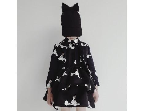 Caroline Bosmans Printed Suit Coat AUWCH