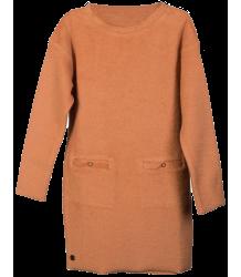 Little Hedonist LENA Dress Terry Little Hedonist LENA Dress copper