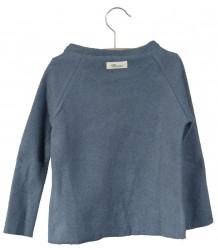 Little Hedonist DAVID Sweater Terry Little Hedonist DAVID Sweater vintage indigo