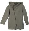 Little Hedonist XAM Sweat Coat Little Hedonist XAM Sweat Coat warm grey