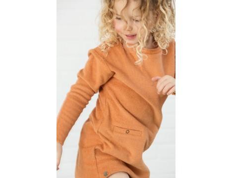 Little Hedonist LENA Dress Terry
