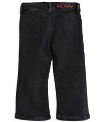 Mini Rodini DENIM Flare Trousers Mini Rodini DENIM Flare Trousers