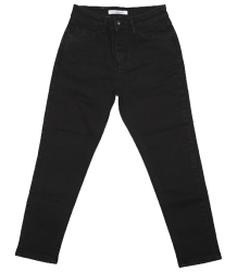 Mingo High Waisted / Mum Jeans Mingo High Waisted Jeans black denim