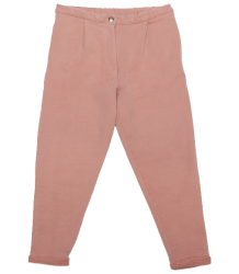 Mingo Cropped Chino Sweat Pants Mingo Cropped Chino Sweat Pants raspberry