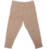 Mingo Cropped Chino Sweat Pants Mingo Cropped Chino Sweat Pants brownie