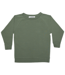 Mingo Long Sleeve Tee / Jersey Sweater Mingo Long Sleeve Tee / Jersey Sweater duck green