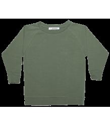 Mingo Long Sleeve Tee / Jersey Sweater Mingo Long Sleeve Tee / Jersey Sweater duck green