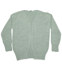 Mingo Knitted Cardigan Mingo Knitted Cardigan duck green
