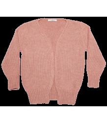 Mingo Knitted Cardigan Mingo Knitted Cardigan raspberry