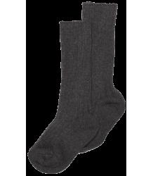 Mingo Sok GROF Grijs Mingo Socks HEAVY grey