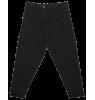 Mingo Cropped Chino Sweat Pants Mingo Cropped Chino Sweat Pants black