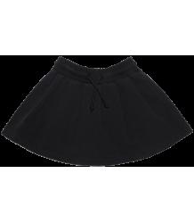 Mingo Sweat Skirt Black Mingo Sweat Skirt black
