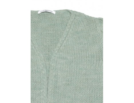 Mingo Knitted Cardigan