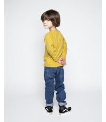 Mingo Straight Jeans Dark Blue Mingo Straight Jeans indigo blue