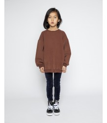 Mingo Oversized Sweater Mingo Oversized Sweater brunette