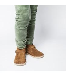 Mingo VELVET Legging Mingo VELVET Legging duck green