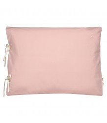 Gray Label Pillow Cover