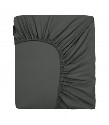 Gray Label Fitted Sheet