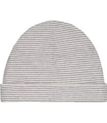Gray Label Baby Beanie New STRIPED Gray Label Baby Beanie New STRIPES grey