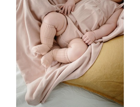 Gray Label Baby Blanket (New Fabric)