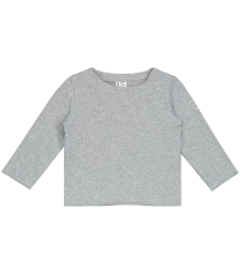 Gray Label Baby LS Tee Gray Label Baby LS Tee grey melange