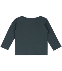 Gray Label Baby LS Tee Gray Label Baby LS Tee grey blue