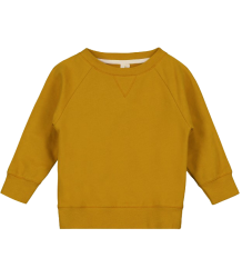 Gray Label Crewneck Sweater Gray Label Crewneck Sweater mustard