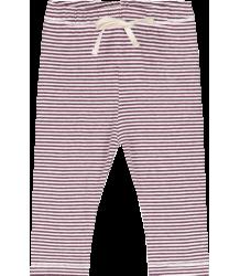 Gray Label Baby Leggings STRIPED Gray Label Baby Leggings STRIPED plum