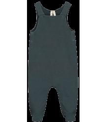 Baby Sleeveless Suit Gray Label Baby Sleeveless Suit blue grey