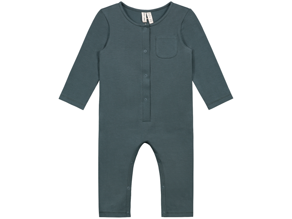 14b85ea7d9 Gray Label Baby L S Playsuit - Orange Mayonnaise