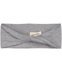Gray Label Twist Headband Gray Label Twist Headband grey melange