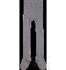 Gray Label Ribbed Tights Gray Label Ribbed Tights grey melange
