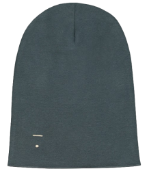 Beanie Gray Label Beanie blue grey