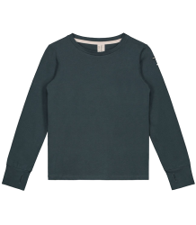 Gray Label LS Tee with Thumbhole Gray Label LS Tee with Thumbhole blue grey