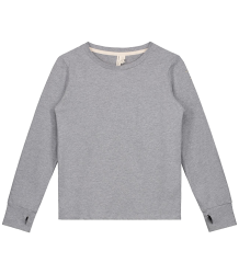 Gray Label LS Tee with Thumbhole Gray Label LS Tee with Thumbhole grey melange