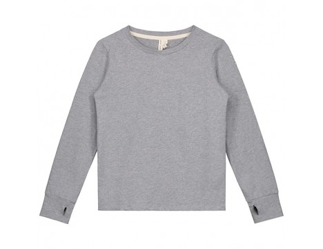 Gray Label LS Tee with Thumbhole