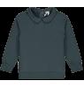 Gray Label Collar Sweater Gray Label Collar Sweater grey blue