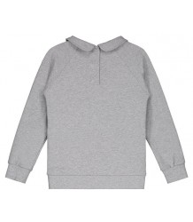 Gray Label Collar Sweater Gray Label Collar Sweater grey melange
