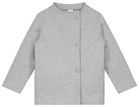 Gray Label Button Cardigan