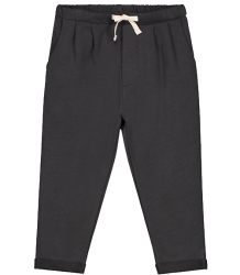 Gray Label Pleated Trousers ray Label Pleated Trousers bijna zwart