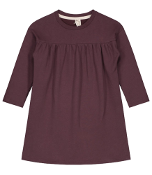 Gray Label Pleated Dress Gray Label Pleated Dress plum