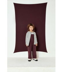 Gray Label Pleated Suit Gray Label Pleated Suit plum