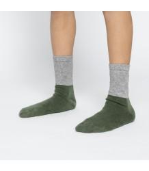 Mingo Socks 2-TONE Mingo Socks 2-TONE duck green